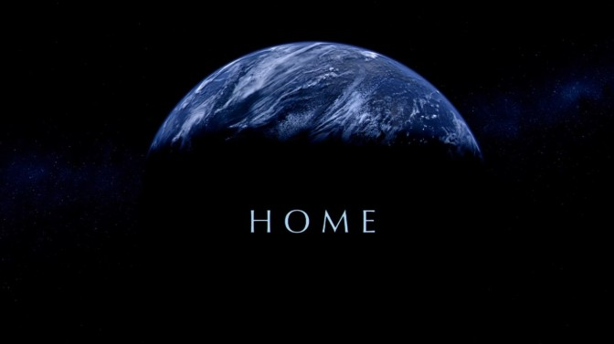 "Home: A beautiful documentary presenting the was, is and what could be there at our home, The Earth"". Here's why we need to think and take actions right now. Go watch it."